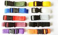 "25 mm child Adjustable Quick Release  Webbing Belt (1"") any colour   ,1 strap"