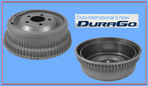 2 Brake Drums REAR 5-Lug L/R For Chrysler DODGE Plymouth REPLACE OEM # 60883