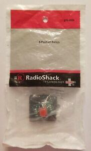 RadioShack 5-Position 8-pin DIP Switch 275-0029 2750029 *FREE SHIPPING*
