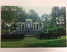 Our Lady of Fatima Shrine in Bar Harbor, Maine ME Chrome Postcard Unused