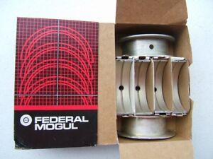 "Chrysler Dodge Mopar 351 400 Full Groove .010"" Main Bearings Federal Mogul 5026M"