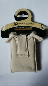 Universel Polo Chameleon Mobile Phone Case - Beige