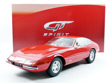 GT Spirit Ferrari 365 GTB/4 Daytona Red LE of 1500 1/12 Scale New! In Stock!
