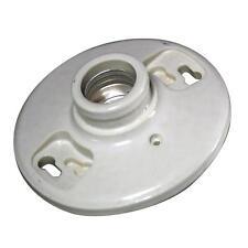"100 Pk Leviton 3-1/4"" Or 4"" Keyless 660 Watt Porcelain Lampholder B01-49875-000"