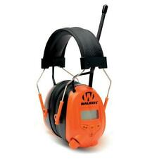 New Walkers AM/FM RADIO MUFF HEADSET - BLAZE ORANGE WGE-GWP-SF-RDOM-OR