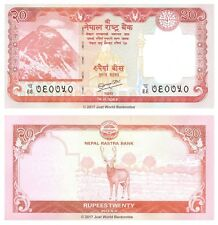 Nepal 20 Rupees 2012 P-71 Banknotes UNC