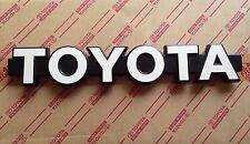 Genuine OEM Toyota Land Cruiser FJ60 Front grille emblem 1981-1987
