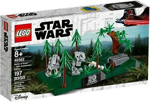 LEGO Star Wars Battle of Endor 40362 Micro Build AT-ST - 20th Anniversary - NEW