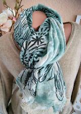 Sciarpe, foulard e scialli da donna multicolore acrilico