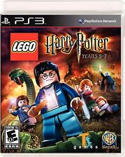 LEGO HARRY POTTER YEARS 5-7 PlayStation 3 PS3 game new sealed, global shipping