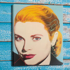 Oil Painting Andy Warhol Grace Kelly Canvas HD Print Home Wall Art Decor 24x30
