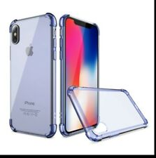 Blue Iphone X Cover Mobile Phone