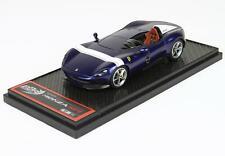 Ferrari Monza Sp1 Blue Tour De France BBR 1:43 BBRC220D