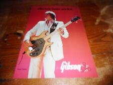 VINTAGE MUSICAL INSTRUMENT CATALOG #10016 -1976 GIBSON GUITAR - PETER CETERA