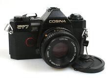 COSINA CT-7 CAMERA W/ 50MM F2 LENS, VINTAGE