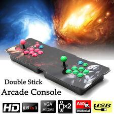 Double Stick Arcade Console 815 Games 2 Player Control Console VGA/ HDMI /USB
