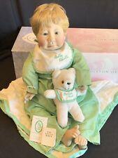 Lloyd & Lee Middleton Original Doll 1986 Bubba Chubbs Vinyl Baby Boy 22� Box Tag