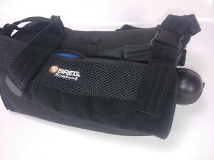 BREG Slingshot 2 Arm Sling Support With Pillow Support Size Medium Free Shipping