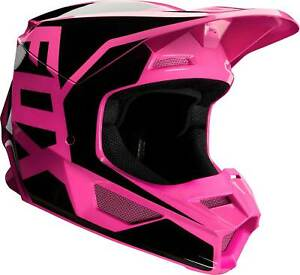 Fox Racing V1 Helmet - MX Motocross Dirt Bike Off-Road ATV UTV MTB Men Women