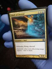 Wall of Denial x5 Alara Reborn MTG F-NM SOME MP SOME UNPLAYED COLLECTOR OWNED