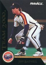 1992 PINNACLE TEAM 2000 #10 OF 80 JEFF BAGWELL - HOUSTON ASTROS - FREE SHIPPING