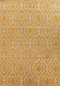 10'x13' Modern Trellis Oriental Area Rug Hand-tufted Contemporary Large Carpet
