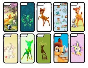 Disney Bambi Thumper Phone Case Cover iPhone 5, SE, 6, 7, 8 Plus, X, XR, XS Max