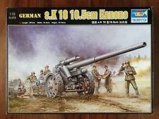 TRUMPETER 1/35 GERMAN S.K 18 10.5 CM KANONE Plastic Model Kit # 2305  BRAND NEW