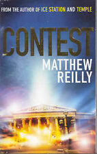 Contest, Matthew Reilly   Paperback Book   Acceptable   9780330489959