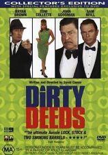 DIRTY DEEDS - BRYAN BROWN TONI COLLETTE GENUINE AUST REGION 4 DVD CRIME MOVIE