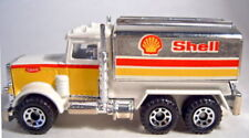 "Matchbox 1-75 Superfast 05D Peterbilt Tanker Pre-pro ""Shell"""