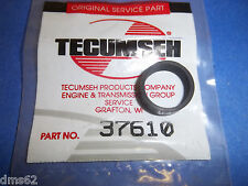 NEW TECUMSEH DIPSTICK O RING FITS SNOW BLOWER / TILLERS  37610 OEM