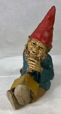 "Tom Clark Gnome Alec with Book #5308 Edition #19 Cairn 5"" COA Story & Card"