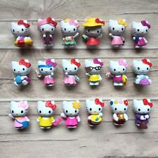 New 18pcs/set 1.8''Hello kitty Anime action figure collection PVC Toys Gifts