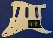 Fender Player Stratocaster Strat Parchment PICKGUARD Guitar Parts 11 Hole 3 Ply