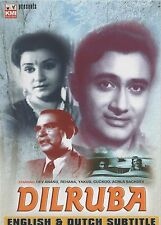 DILRUBA - DEV ANAND - NEW BOLLYWOOD DVD - FREE UK POST