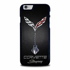CORVETTE STINGRAY for Apple iPhone 5 6 7 8 9 X XR XS MAX samsung case