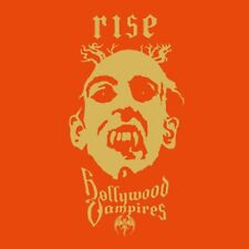 Hollywood Vampires - Rise - New Orange/Red Vinyl 2LP + MP3 - Out Now