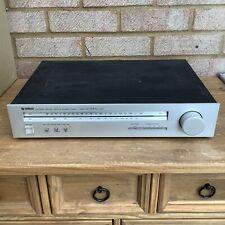 Yamaha T-550 AM FM Stereo Tuner - Vintage - DC-NFB PLL - SALE