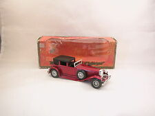 Matchbox Model of Yesteryear MOY Y 4 Duesenberg 1930 Model J  neuf/boîte  (#A25)