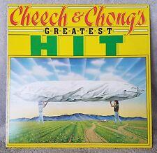 "CHEECH AND CHONG'S Greatest Hit 1981 12"" Vinyl 33 LP (BSK 3614)  VG++/Exc"