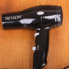 Revlon Rvdr5034 Black Turbo Dryer 2 Heat 2 Speed 1875w