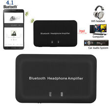 Wireless Bluetooth 4.1+EDR Headphone Amplifier Built-in DAC Audio Stereo Adapter
