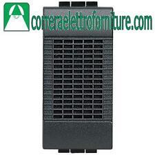 BTICINO LIVINGLIGHT antracite ronzatore 220V L4356/230