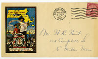 US Stamps FDC # 682 Cover Rare Cachet Full Color Classic Cachet