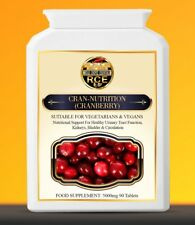CRAN-NUTRITION (Cranberry) Urinary Tract Function, Kidneys, Bladder&Circulation