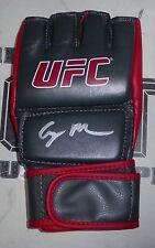 Guy Mezger Signed UFC Glove PSA/DNA COA Autograph 4 5 13 19 Pride FC 6 10 12 14