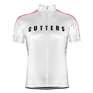 Cutters Breaking Away Movie Retro cycling Short Sleeve Jersey Cycling Jersey