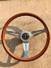 Nardi NOS Vintage wood 390mm Steering Wheel