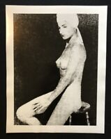 Man Ray, Juliet, ca. 1945, Photographie aus dem Nachlass, 1991